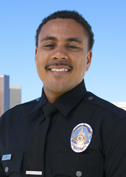 Officer Patterson, Mentor